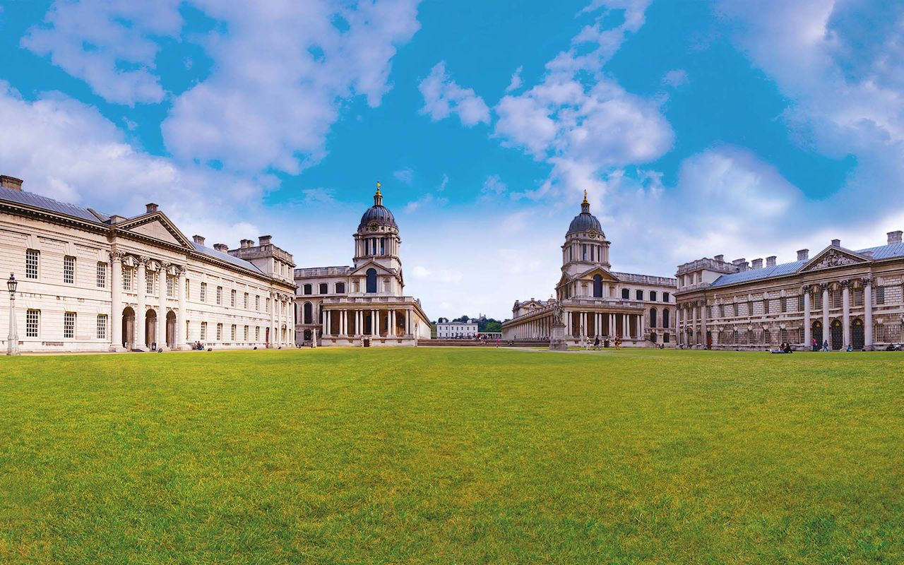 University of Greenwich - commercial electrical contractor