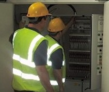 Commercial electrical contractors in Dartford